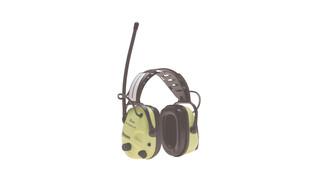 Radio Hi-Visibility Earmuff