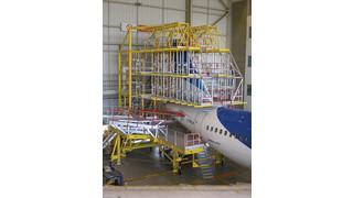 Tail Docking System