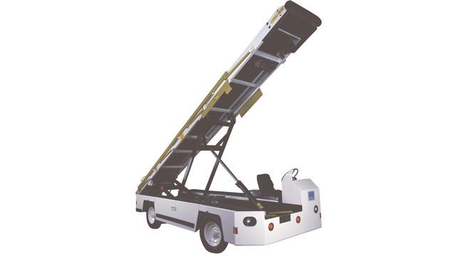 TUG Model 660E Electric Belt loader