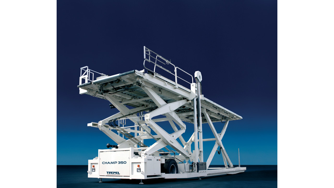 Aircraft Container Pallet Loader Aviationpros Com