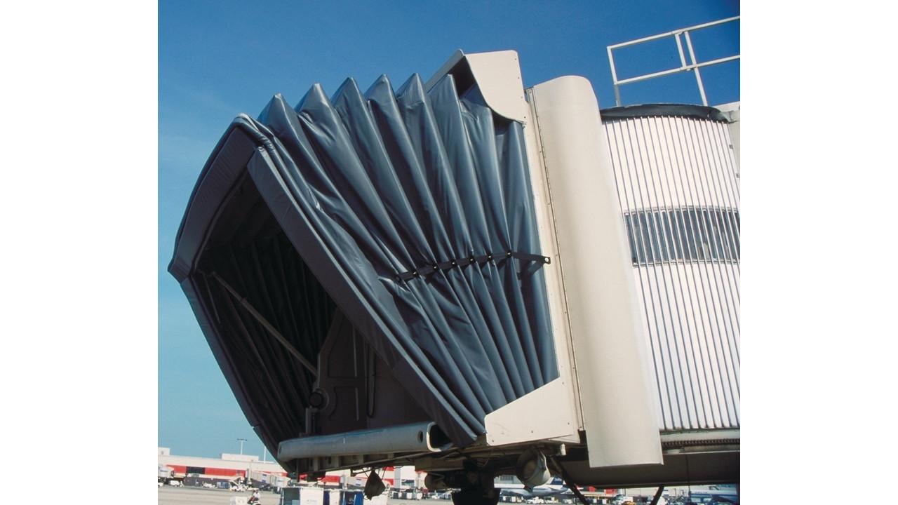 Loading Bridge Canopy Aviationpros Com