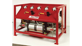 Oxygen Gas Booster