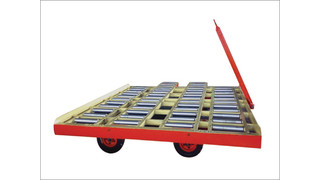 Pallet Dolly - 10 Ft