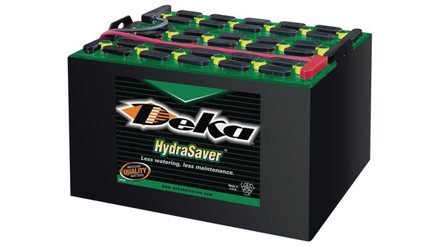 Deka Industrial Batteries