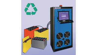 Motive Battery Test Equipment