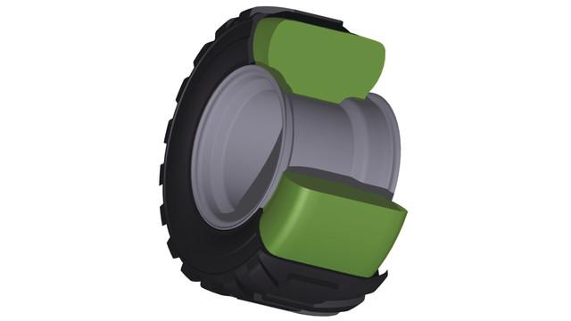 ecofil Polyurethane Tire Flatproofing