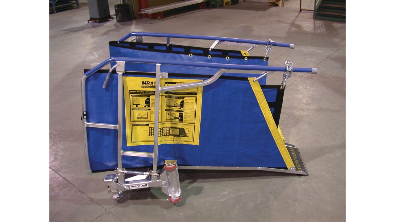 Mobile bridge adapter mba for Industrie mobel