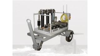 CFC200 Filtration Rig