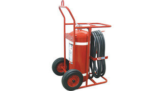Fire Extinguisher Model 674
