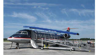 Turboway Regional Boarding Ramp