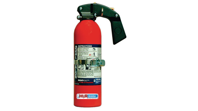 Fire Extinguisher Model RT A1200