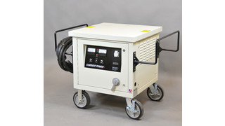 400-amp Mobile Unit
