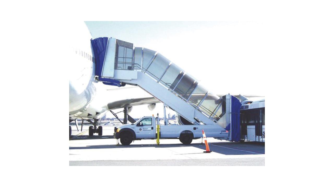 Dual Canopy Airstairs Aviationpros Com