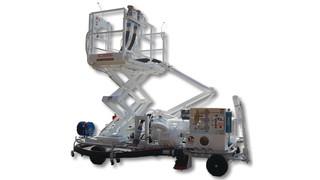 WBC800 Hydrant Cart