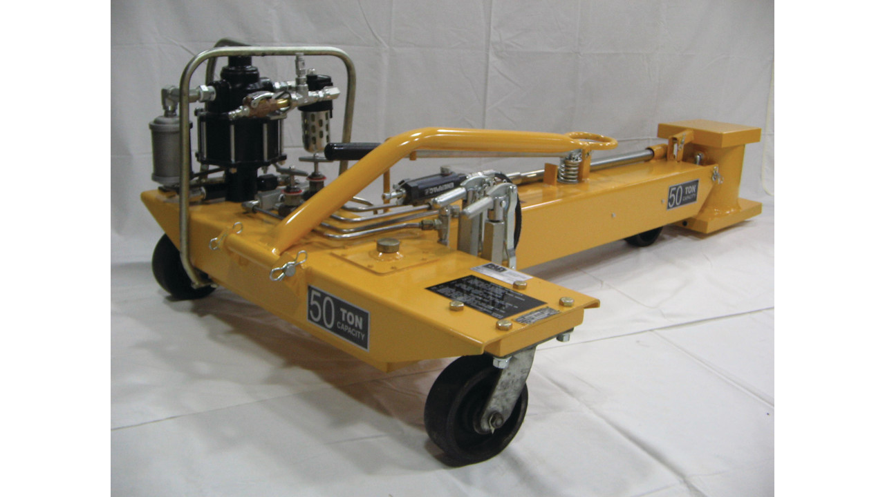 Hydraulic Axle Jack Repair And Overhaul Aviationpros Com