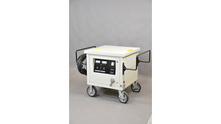 600 Amp 28 VDC Power Cart