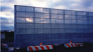 Blast-Safe(TM) Jet-Blast/ Perimeter Security Fencing