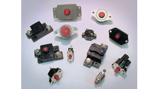 Klixon Circuit Breakers from Sensata & Peerless