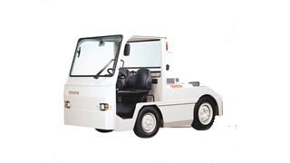 Toyota Electric Tow Tractor