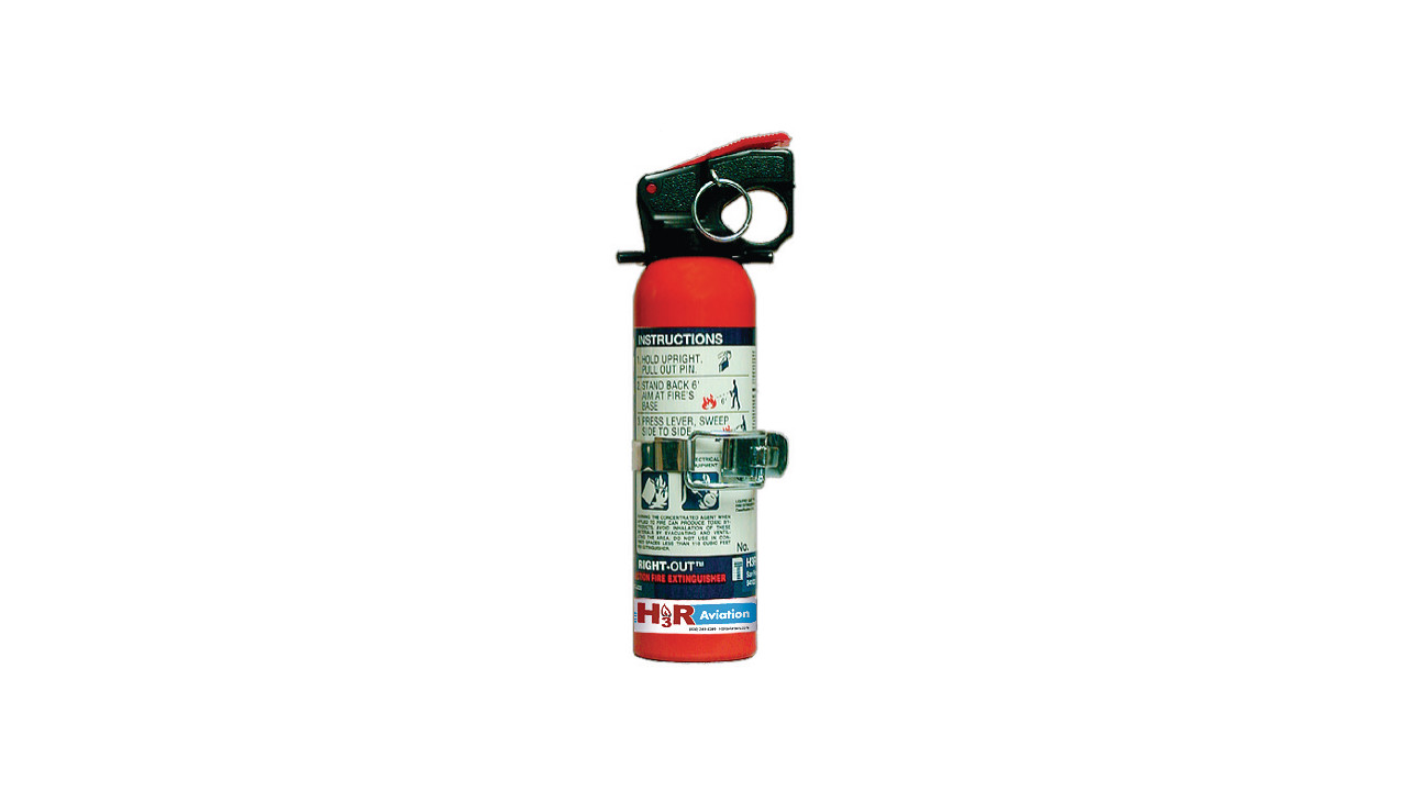 Rt a4fire extinguisher