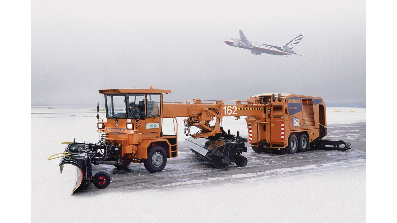 Airport Snow Removal Equipment Aviationpros Com