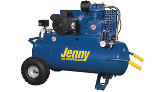 Electric Wheeled-portable Compressors