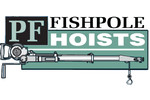 PF Fishpole Hoists designs, manufactures, distributes, and services aircraft maintenance hoists.