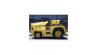 1986 CLARK CT40 TOW TRACTOR