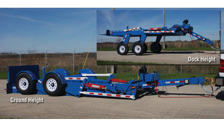 Lift-a-Load Elevating Platform Trailer