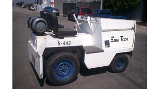 1988 Equi Tech Tow Tractor / Tug