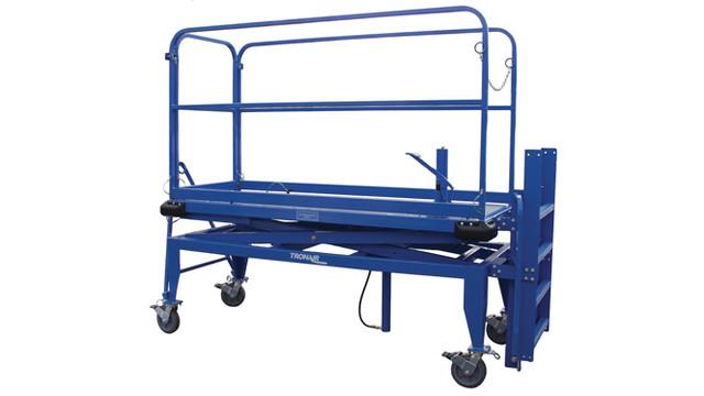 Hydraulic Passenger Stairs/Maintenance Platforms