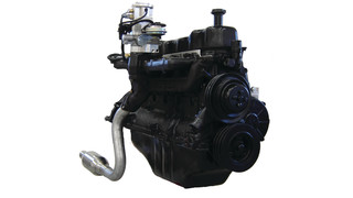 C.A.R.B. and EPA Tier II certified Ford 300 engine