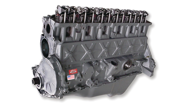 Remanufactured Engines And Transmissions