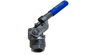 Deadman Handle Ball Valve