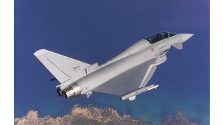 Eurofighter Typhoon Combat Aircraft Upgrades