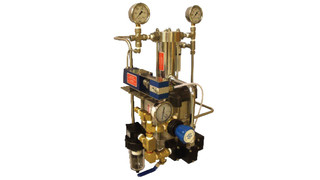 Oxygen or Nitrogen Bottle Mounted Gas Booster Systems