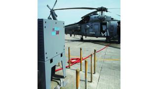 Mayport 400 Hz Solid State Converter