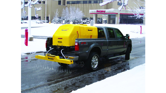 AccuSpray De-Icing/Anti-Icing Sprayers