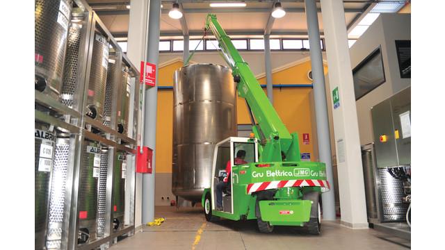 Compact Lifting Equipment