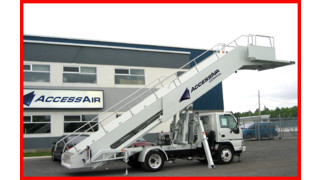 Truck-Mounted Airstairs