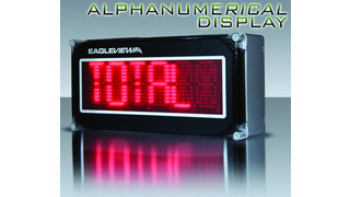 EAGLEVIEW LARGE LED DISPLAYS FOR REFUELER TRUCKS