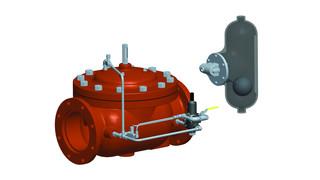 OCV Fuel Storage Valve Model 66TS