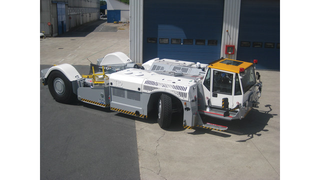 TPX-500-MTS Tractor